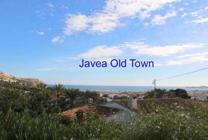 Javea Old Town villa for long term rental