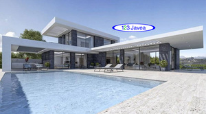 Building Plot for sale in Javea Tosalet