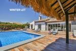 Luxury villa for winter rental in Javea.