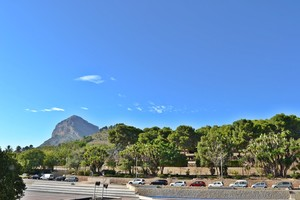 Commercial premises to let Javea Old Town.