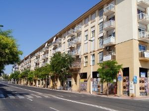 Duplex apartment to let in Javea Old Town