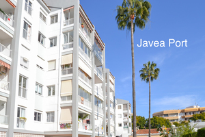 Appartement te koop in de haven van Javea