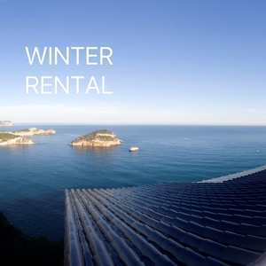 Winter let in Javea Balcon Al Mar.