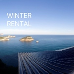 Winter let in Javea Balcon Al Mar.