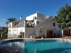4 Bedroom Villa for Sale on Montgo, Javea