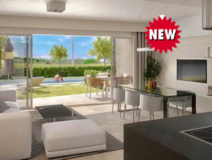 New Ground floor apartments for sale in Javea