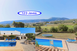 Villa with large plot for sale in Javea, Exclusive villa for sale with p...