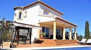 South facing villa to let long term Javea