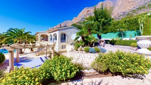 Large villa for sale Montgo Javea