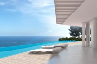 Villas with siew views in Javea