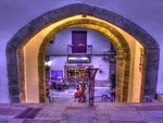 Javea Old Town Arch