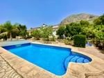 Villa on one level for sale Montgo Javea