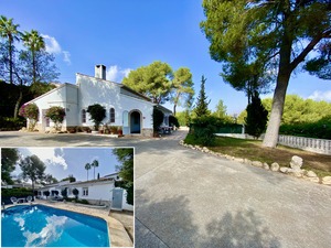 Villa for sale on La Lluca Javea
