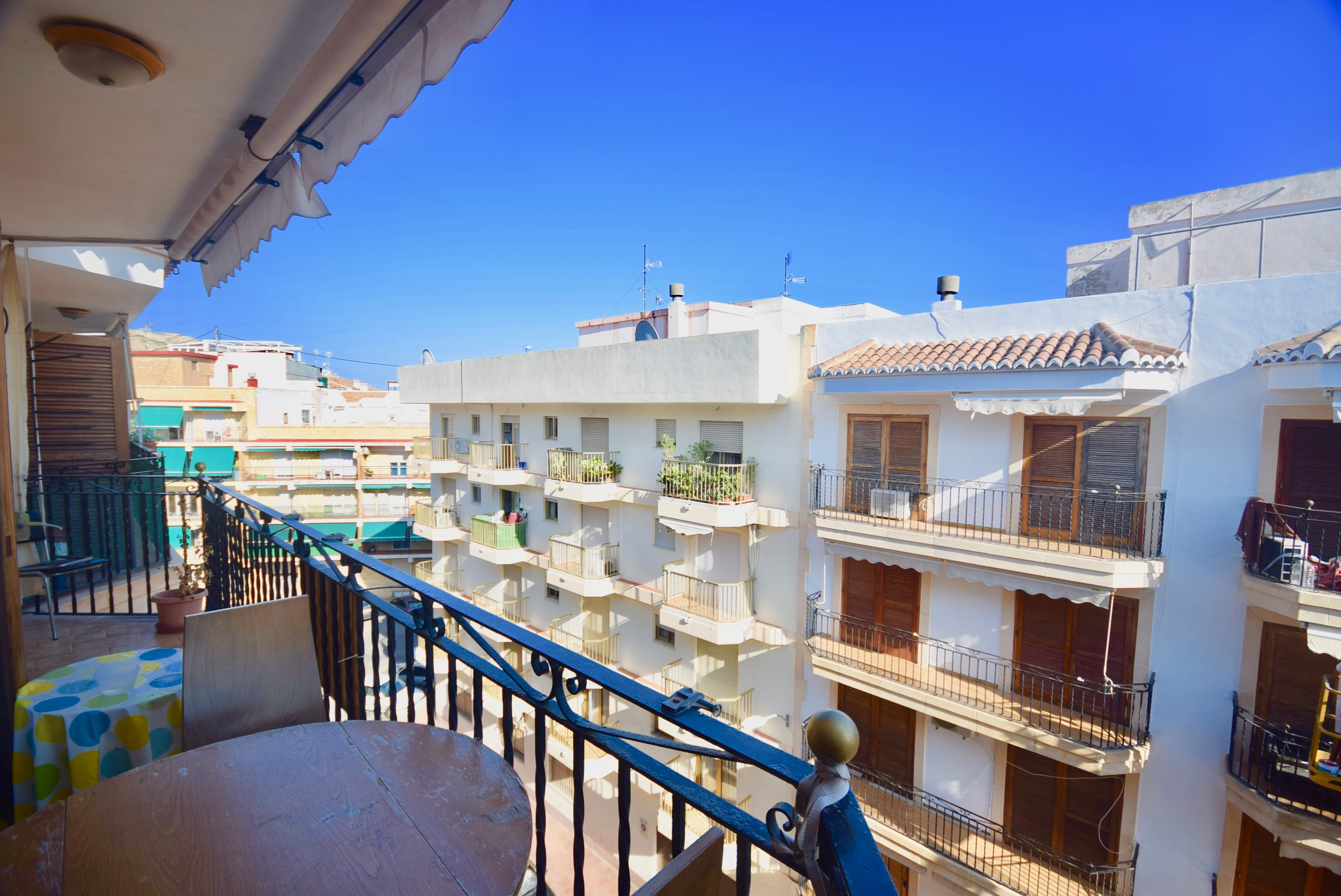 Penthouse apartment for sale in javea port rentals javea for Penthouse apartment for sale