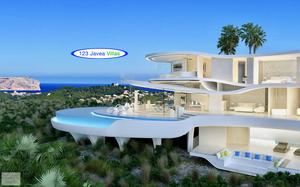 Villa unique à vendre javea Arenal