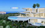 Unique villa for sale javea Arenal