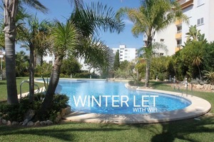 Javea apartment to let Arenal