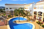 Modern 3 bedroom apartment for sale in Javea