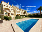 Ground floor apartment for sale in Javea Port