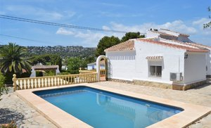 Villa for sale in Toscal Javea