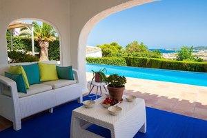 Villa for sale in Javea Port