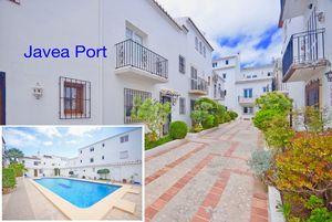 Townhouse for sale Javea Port