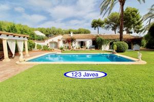 La Lluca Javea 4 Bedroom villa for sale