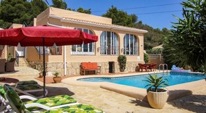 2 Bedroom Villa for sale Costa Nova Javea
