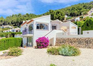 Villa for sale on Javea Rafalet