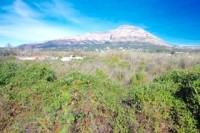 Plots for Sale in Javea