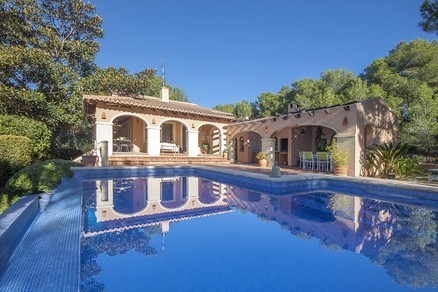 Villa to let javea