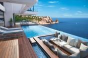 Sea View Villas A vendre dans Javea