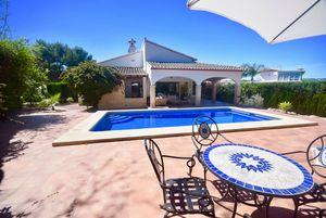Villa for sale in Javea close to the beach area