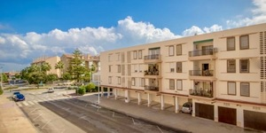 Unfurnished apartment to let in Javea Arenal