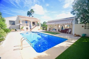 La Mandarina Javea villa for sale
