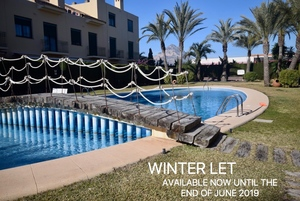 Townhouse for winter rental Arenal Javea.