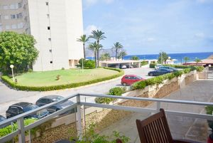 Apartment to let long term in Javea with sea views