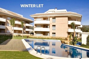 Apartment to rent in Javea Port for winter period