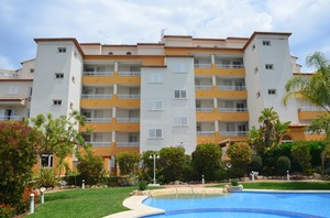 Apartment to let Javea Arenal long term rental