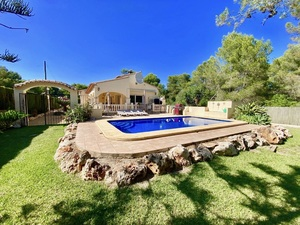 Villa available for the winter months Javea.