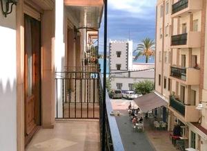 Apartamento para alquiler a largo plazo en el puerto de Javea