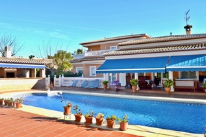 6 bedrooms villa for long term rental in Javea