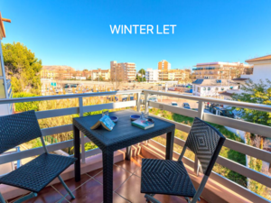 Modern apartment to let Javea Arenal.