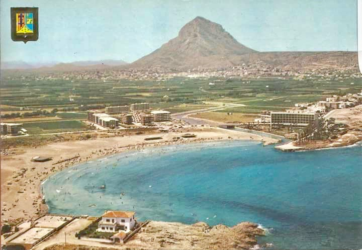 Photos of old Javea