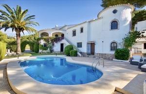 Winter let  Villa in Portixol Javea