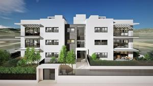 NIEUW Appartement op de begane grond met 2 slaapkamers te koop in Javea