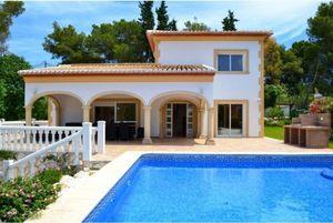 3 bedroom villa for winter let in Javea