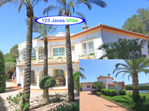 Luxury villas for Sale in Javea