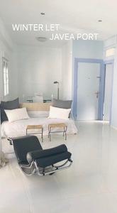 Apartment with sea views Javea Port