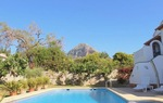 4 Bedroom villa long term rental Javea